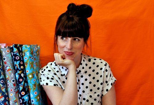 Andrea Müller im Interview bei Farbenmix zum Launch der Borten Designer Kollektion
