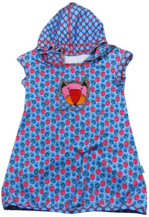 Amelie ein Schnittmuster von farbenmix mit Anleitungen für ein cooles Jerseykleid, Kleider aus Jersey nähen - farbenmix