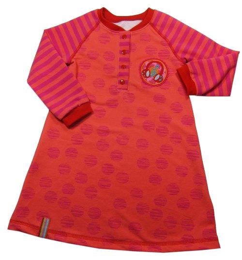Kleider aus Jersey - Raglankleid Design Klimperklein - Papierschnitt von farbenmix