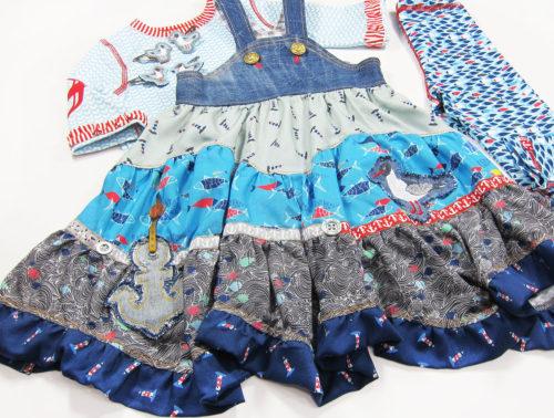 Kleidsames - Farbenmix