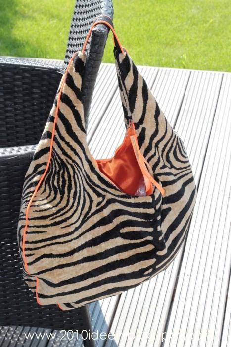 2010 Ideen ein Faltentasche AS ohne Falten - jetzt als Ebook bei Farbenmix.de Taschenspieler Taschenschnittmuster