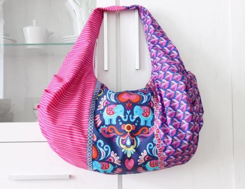 Faltentasche AS von kreatives handgemacht ein Ebook von Farbenmix