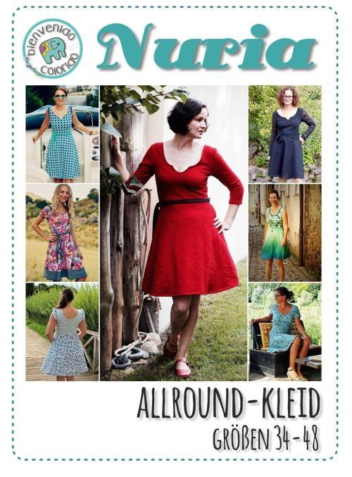 Ein Damen Jerseykleid für jede Jahreszeit