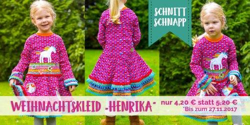 Henrika als SchnittSchnappderWoche - bis zum 27. November 2017