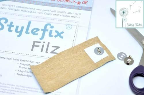 Stylefix FILZ - farbenmix