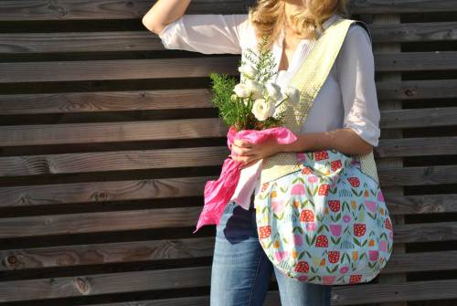 Beuteltasche Taschenspieler 3 - Wendetasche