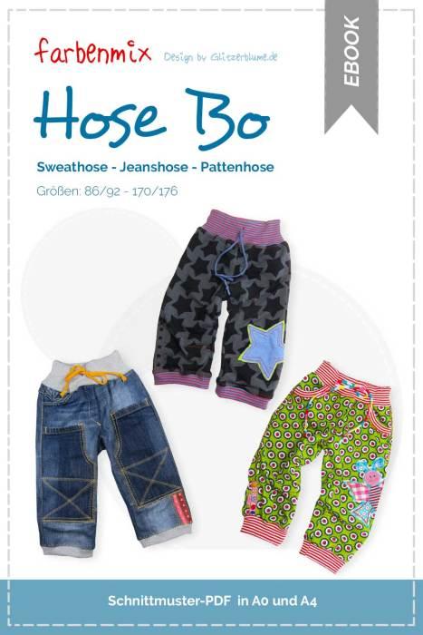 Sweat hose BO jetzt auch als Ebook bei farbenmix