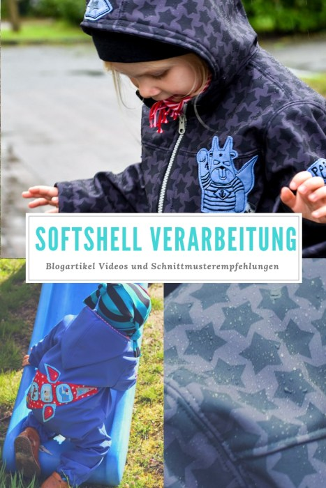 Softshellverarbeitung - Alle Blogartikel, Videos und Schnittmusterempfehlungen von farbenmix