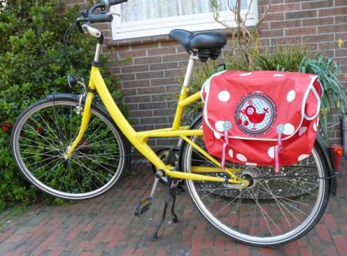 Tag des Fahrrads - Satteltaschen für das Fahrrad selber nähen mit Nähanleitungen von farbenmix