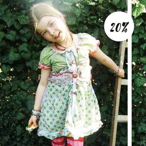 Destina - das Blusenkleid für Kinder von farbenmix