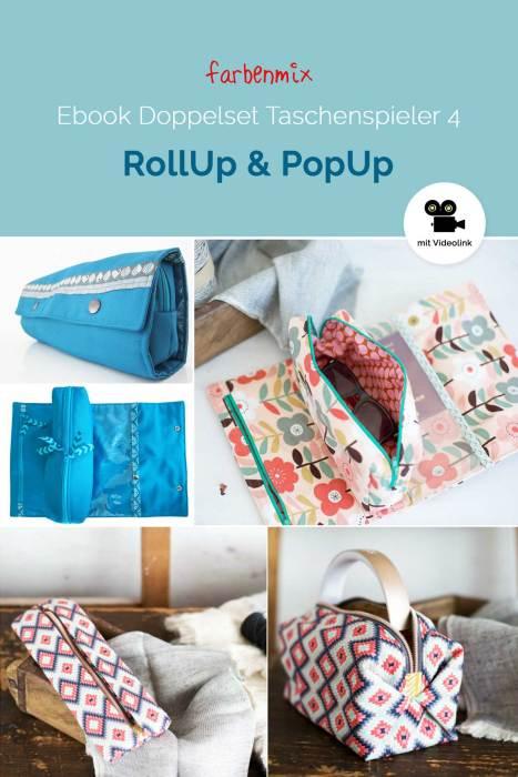 2 in 1 Ebook RollUp und PopUp der Taschenspieler 4
