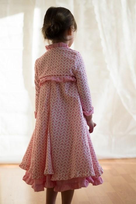 festliches Kleid mit Bolero