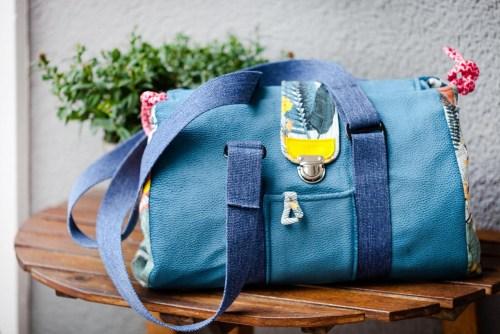 Doktortasche aus der Taschenspieler 5 von farbenmix Designbeispiele von Lila Lotta