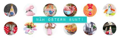 Nähideen für Ostern Hennriette das Eierlegehuhn