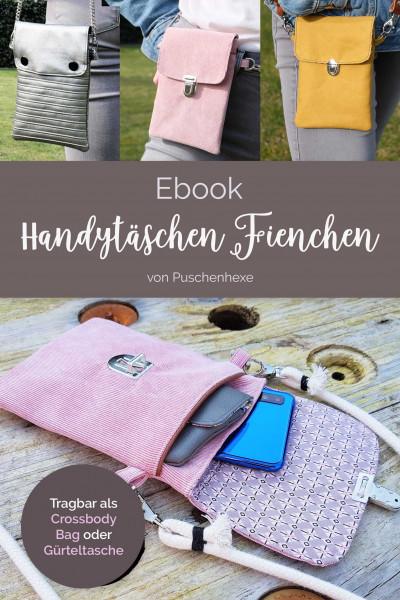 Ebooks für kleine Täschchen Fienchen erhältlich bei farbenmix