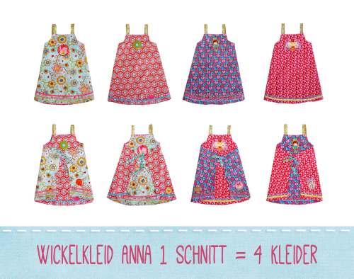 Kinderkleider in den farbenmix Shop