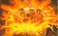 fiery furnace Hebrew three 4 | inspiration4generations