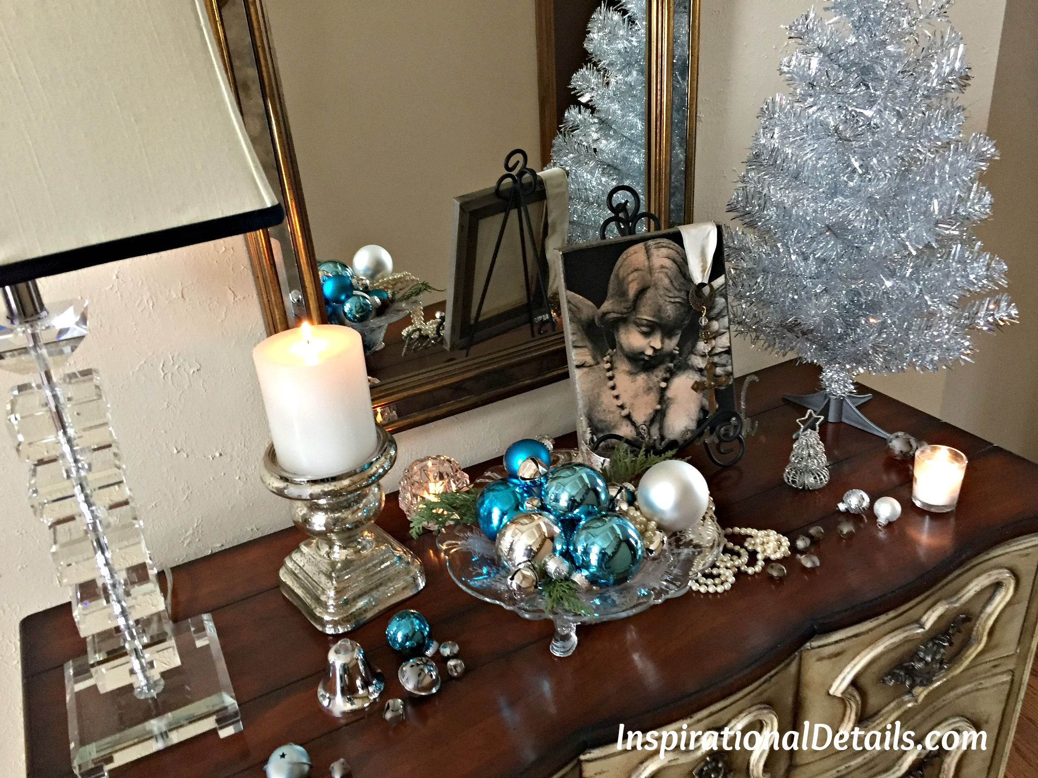 a silver bells christmas