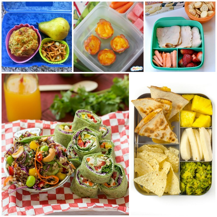 School lunch ideas!?