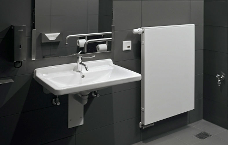 Une Salle De Bains Pour Personnes Handicapes