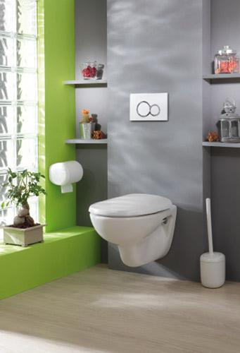 Le WC Silencieux De Dubourgel Inspiration Bain