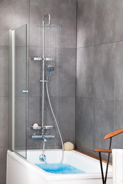 Les douches tendance de Valentin  Inspiration bain