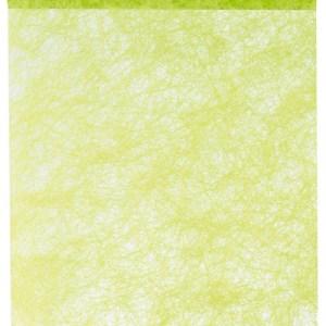 Chemin table Fanon vert