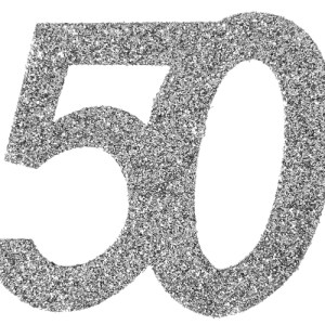 Confetti 50 argent