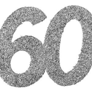 Confetti 60 argent