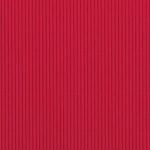 Carton ondulé - rouge