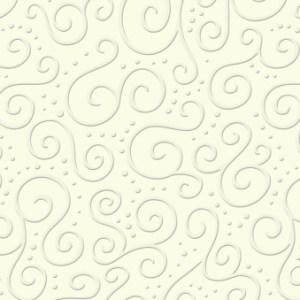 Carton gaufré Milano - crème