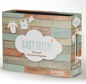 Catalogue Baby Folly 2016