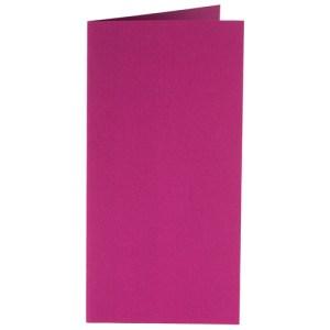 Papicolor carte double 210 x 105 - framboise