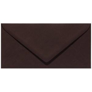 Papicolor enveloppe 220 x 110 - brun foncé