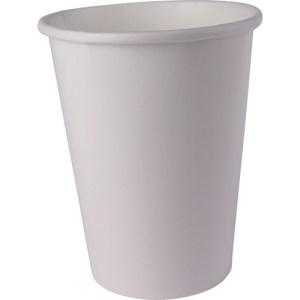 Gobelet en carton - blanc