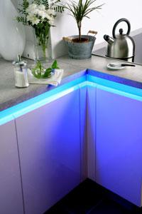 eclairage pour meuble de cuisine