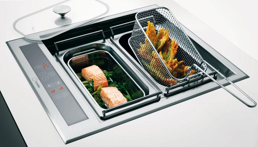 Une table de cuisson rvolutionnaire  Inspiration cuisine