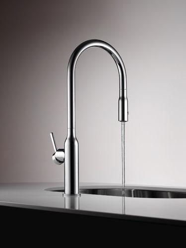 robinet cuisine design
