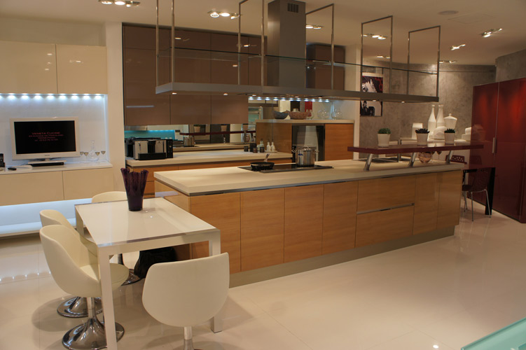 Magasin  dcouvrir  Veneta cucine Paris  Inspiration