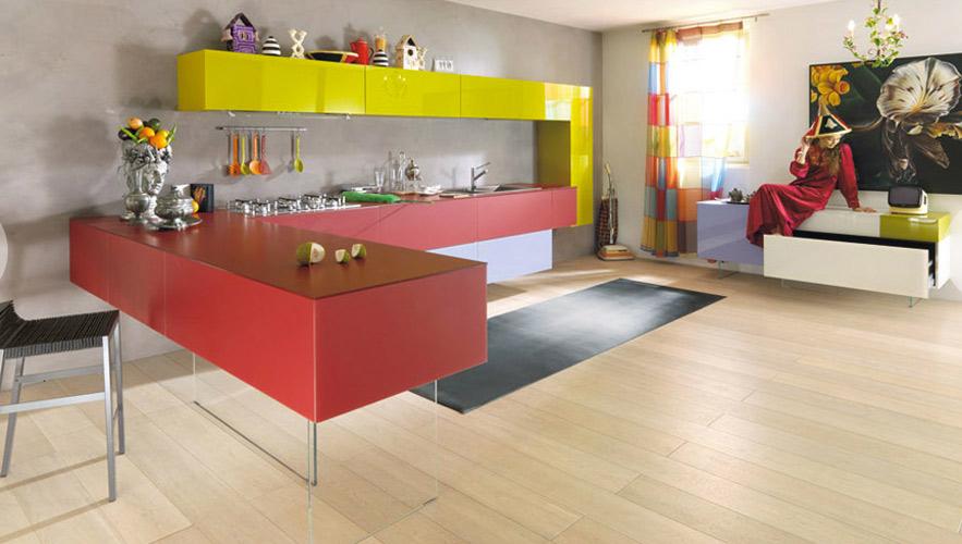 Ides couleurs pour sa cuisine  Inspiration cuisine