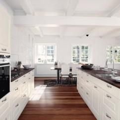 Kitchen Aid Service White Cabinets With Glass Doors Design Scandinave : Les Cuisines Kvik | Inspiration Cuisine