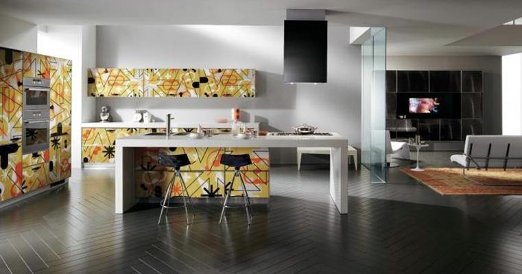 Zoom sur un designer  Karim Rashid pour Aran et Gorenje  Inspiration cuisine