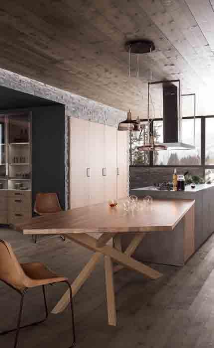 evier cuisine design