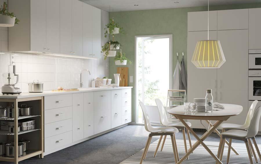 Cuisines IKEA  les nouveauts 2018  Inspiration cuisine