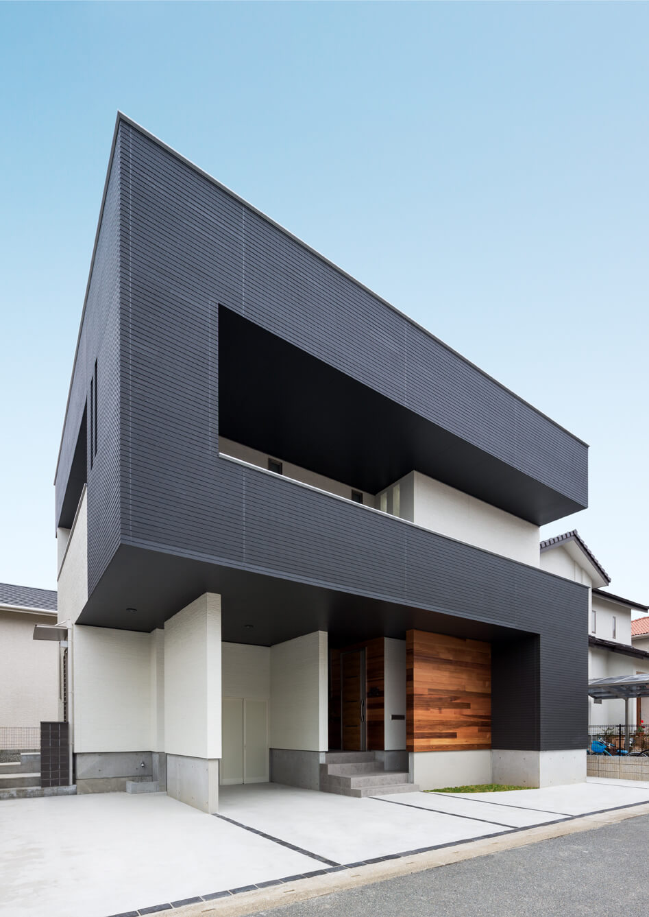 Polygons In Architecture House