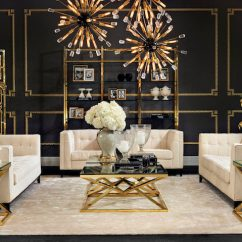 Hollywood Regency Living Room Decorating Ideas 3 Pc Set What Defines Inspiration Design Books Blog And Never Forget Is Glitz Glamour Covered In Lacquer Chrome Mirrored Finishes Every Detail Meant To Convey Luxury There