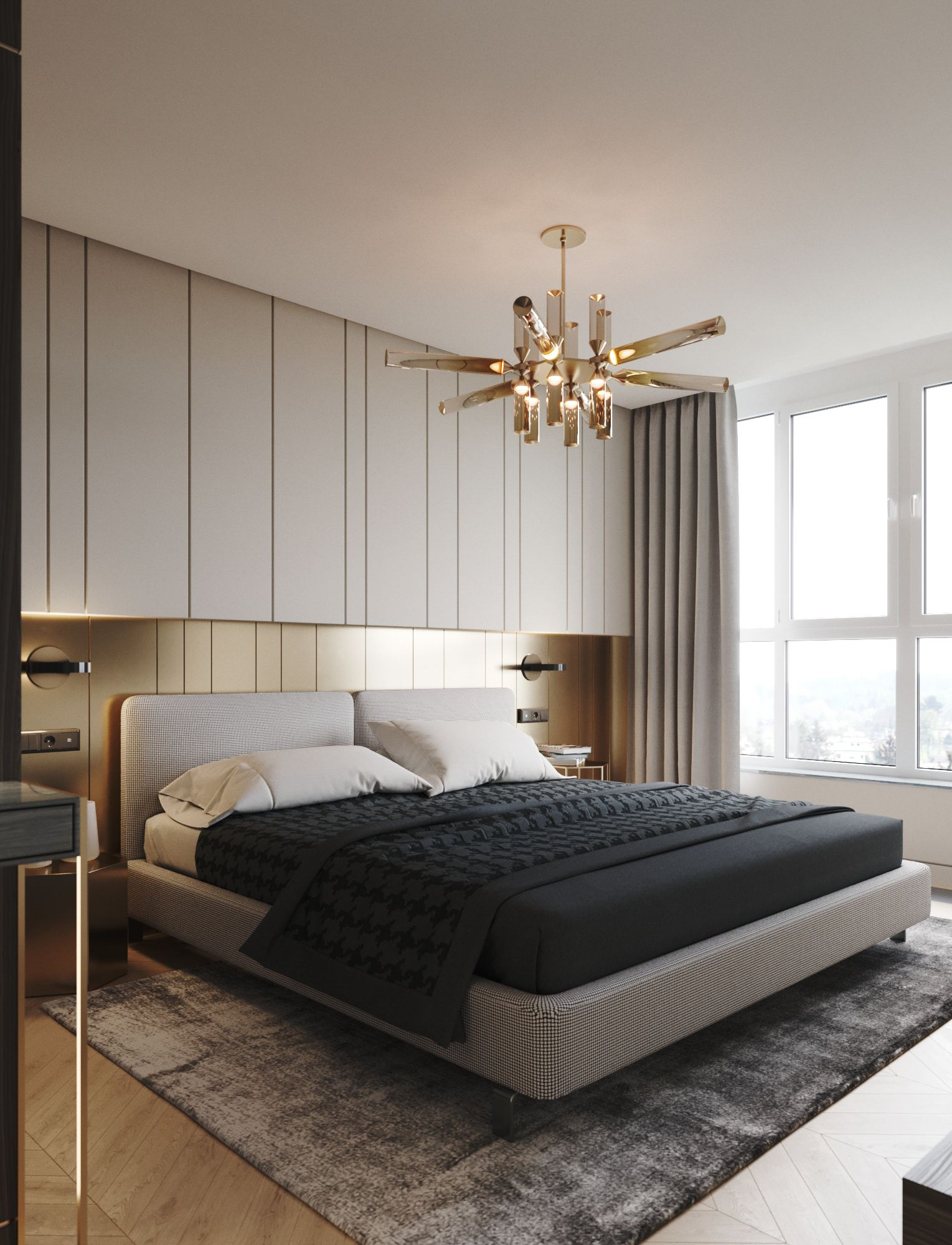 How To Get The Perfect Modern Classic Bedroom
