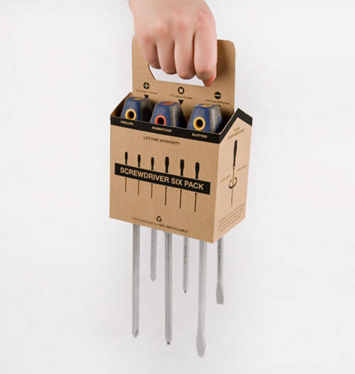 6. handyman's screwdriver pack