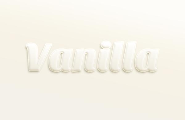 vanilla-text-effect