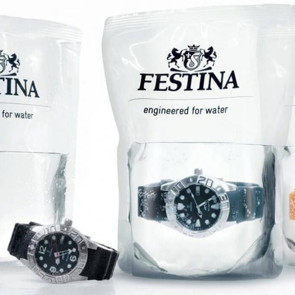 12. festina waterproof watches